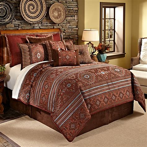 buy pueblo california king comforter set from bed bath