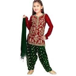 Diwali 2011 kidswear anarkali chudidars
