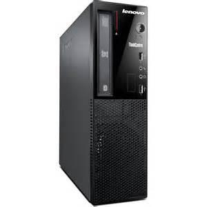 Lenovo Small Desktop Pc Lenovo 10au00esus Thinkcentre E73 Small Tower Desktop