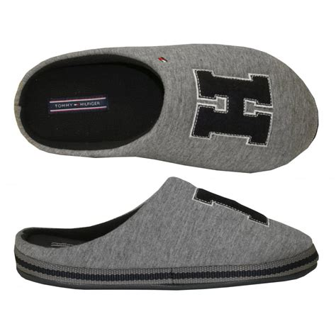 hilfiger slippers for hilfiger cornwall quot th quot 5d slippers grey navy underu