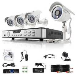 home surveillance system zmodo 4ch home security dvr cctv surveillance