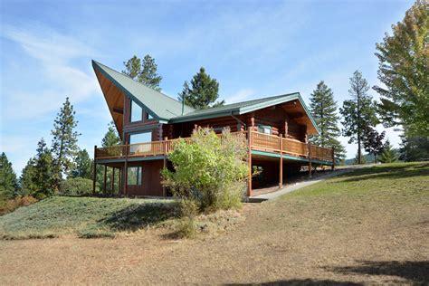 idaho house north idaho log homes for sale in kootenai and bonner counties
