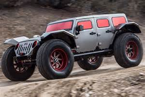 Fab Fours Jeep Jeep Wrangler Als Fab Fours Legend Bilder Autobild De