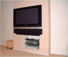trendy living interior with shelf tv design modern