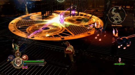 dungeon siege 1 gameplay dungeon siege iii gameplay demo pc ps3 xbox 360
