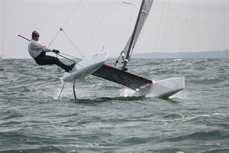 catamaran sailing from start to finish pdf donald bieke wins at warnemuende week 2013 international