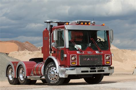 mack trucks 1997 mack custom rig nexttruck blog industry news