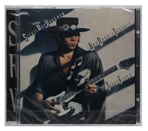 cd stevie ray vaughan  double trouble texas flood importado lacrado thurbo variedades