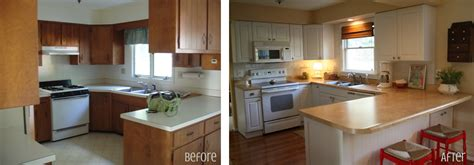 cheap kitchen remodel ideas before and after before after move out magic