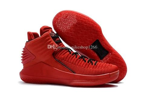 Sepatu Basket Air 32 High Rosso Corsa best basketball shoes 32 sneakers grey air 32s xxxii mike bred ceo win like 82 flights