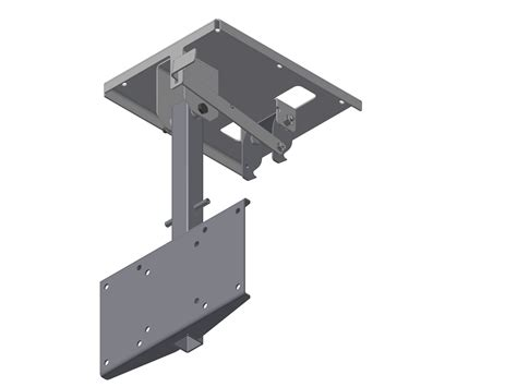 Ceiling Mount by Drop Ceiling Mount Morryde Products