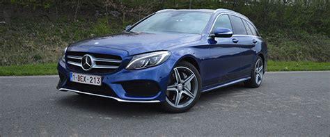 Rijtest: Mercedes C300 BlueTEC HYBRID Break GroenLicht.be