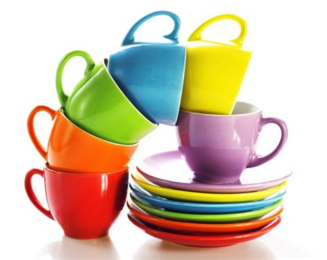 color cup creative color cups stacked pictures millions