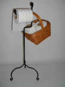 toilet paper stand black iron toilet paper tissue stand holder rack usa ebay