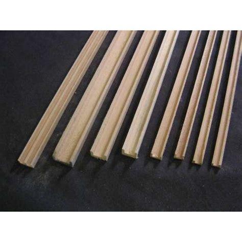 wallpaper edge molding channel groove edge molding dollhouse trim 1 8 quot 2p wood