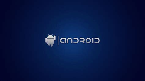 wallpaper hd android blue blue android wallpaper mobile styles
