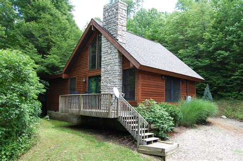 Secluded Cabins In Hocking by Slide Show