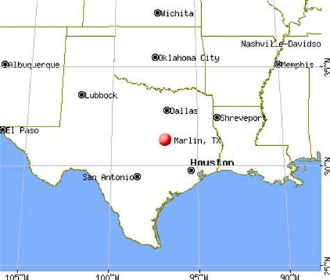marlin texas map marlin texas tx 76661 profile population maps real estate averages homes statistics