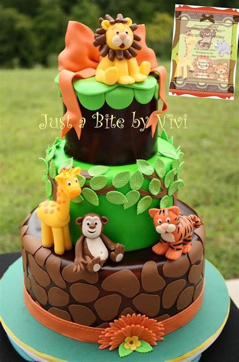 Baby Shower Cakes Safari Theme by 10 More Baby Shower Cakes Aa Gifts Baskets Idea