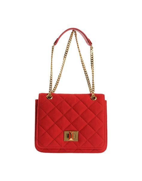 Emilio Pucci Handbag Sale by Emilio Pucci Medium Fabric Bag In Lyst