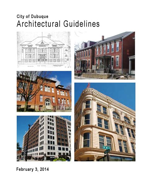 design guidelines in architecture design guidelines dubuque ia official website