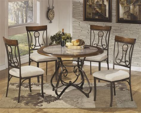 kitchen table furniture wrought iron kitchen tables displaying attractive