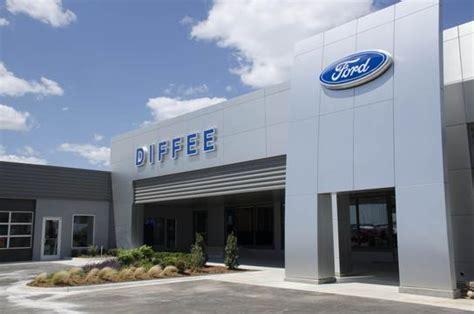 diffee lincoln el reno diffee ford lincoln el reno ok 73036 car dealership