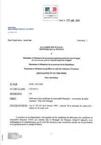application form formulaire de demande de nationalit 233