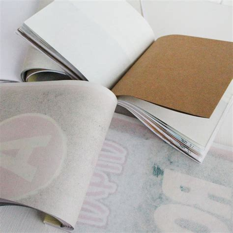 Rescued Paper Pads From Sukie rescued paper notebook sukie