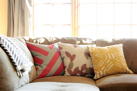 Decorative Pillows For Sofa Home Design Ideas How To Make Sofa Pillows