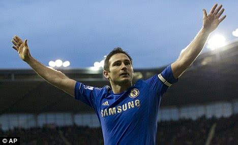 chelsea all time top scorers frank lard is still valuable petr cech daily mail