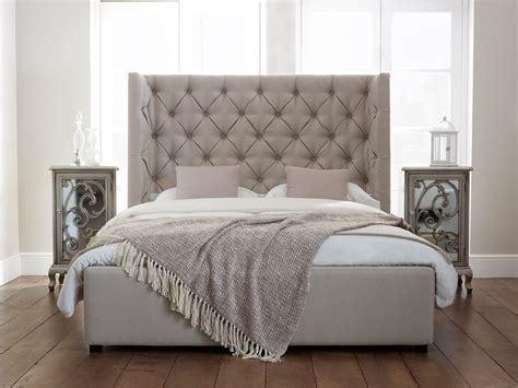 fabric beds upholstered fabric beds