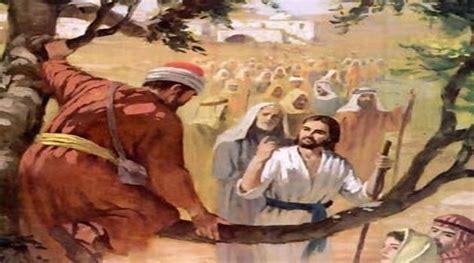 imagenes de jesus en casa de zaqueo zaqueo el recaudador de impuestos tecnoiglesia