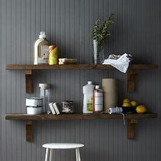 West Elm Bathroom Cabinet by West Elm Modern Bathroom Cabinets And Wall Mounted Shelf
