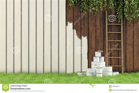 painting backyard fence pin vinyl fencing no 1 on