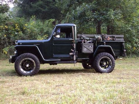 willys jeep pickup lifted 47 best willys wagon images on pinterest jeep truck