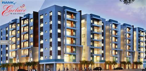 enclave appartments 915 sq ft 1 bhk 1t apartment for sale in ramky group