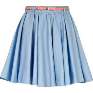 light blue skater skirt mini skirts from river island my