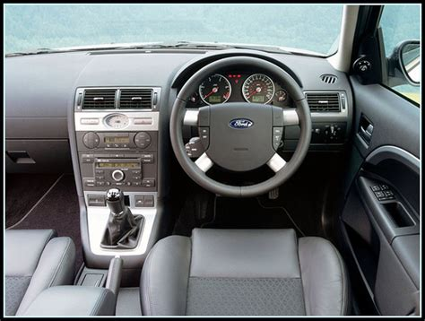 Ford Mondeo 2001 Interior by 2004 Ford Mondeo Zetec S Interior Flickr Photo