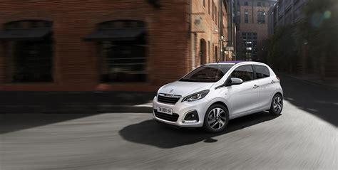 Voiture 5 Porte by Peugeot 108 5 Portes La Voiture Citadine Personnalisable