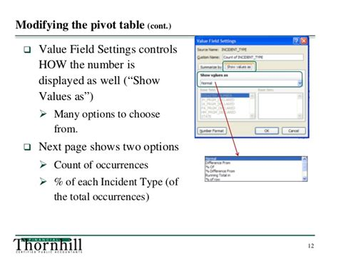 excel 2007 format all data labels at once tfi excel 2007 pivot tables introduction