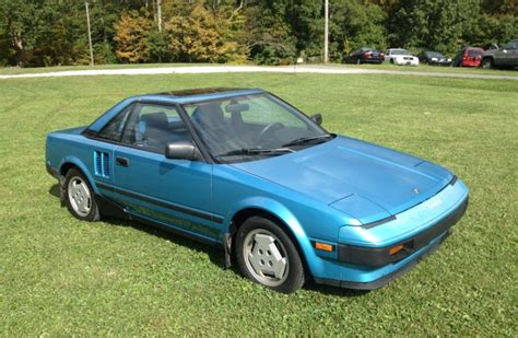 where to buy car manuals 1985 toyota mr2 electronic valve timing unmodified 1985 toyota mr2 rusty but trusty