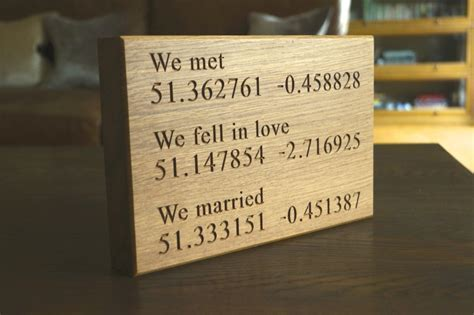 5th Wedding Anniversary Gift Ideas for Him   Make Me