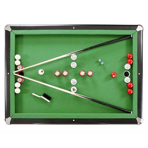 slate bumper pool table renegade 54 in slate bumper pool table pool warehouse