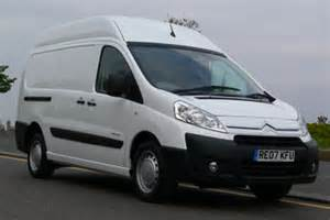 Renault Dispatch Citroen Dispatch Lwb High Roof Roadtest Fleet Fleet