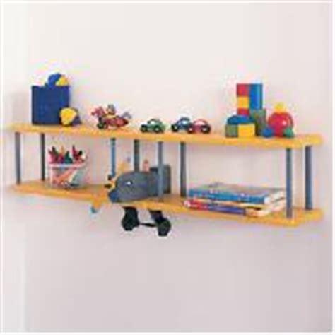 bi plane wall shelf bookcases bookshelves children s shelves kids shelves shelving shelf unit shelf at kids