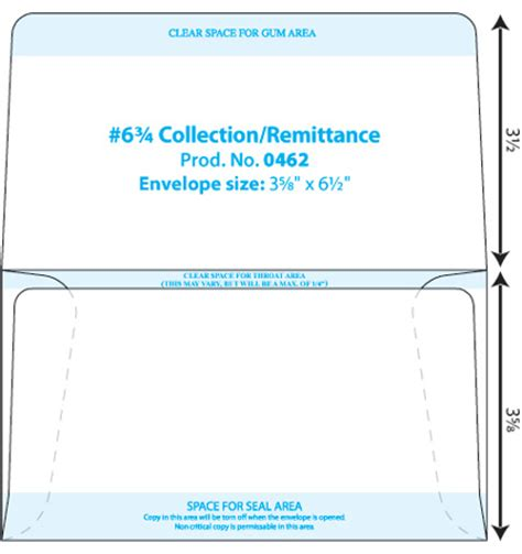 Western States Envelope Templates Collection Dual Purpose Envelope Template Western States Wsel