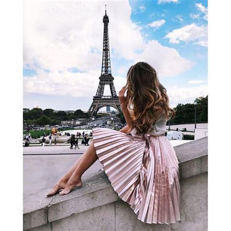 Wemen With Pleats In Hair On Pinerest | skirt tumblr paris pink skirt pleated skirt midi