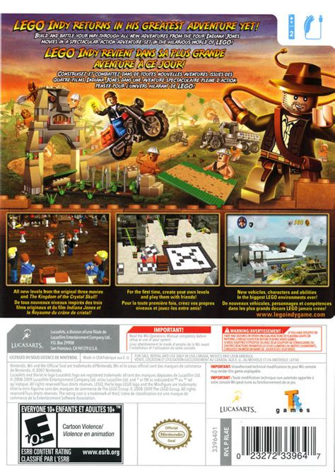 tutorial lego indiana jones 2 wii lego indiana jones 2 the adventure continues box shot for