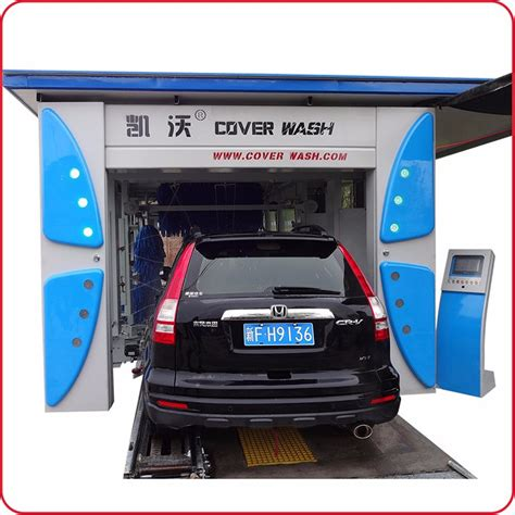 Car Wash Types by Automatic Car Wash Machine Price India Car Wash